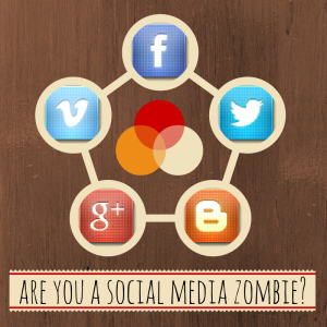 Brixel Creative - Are you a social media zombie?